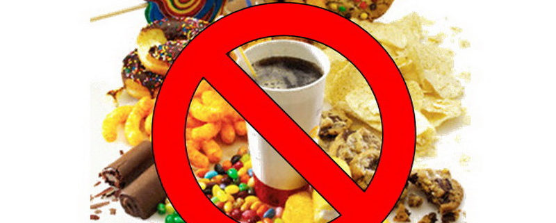 List of Unhealthy Foods | Name of Bad Foods For Health