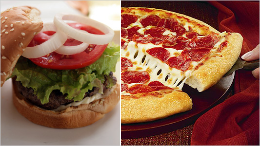 Pizza And Burger Increased Obesity | Why It's Not Good For Health