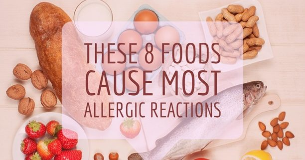 List of Common Food Causing Allergic Reactions
