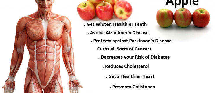 Benefits of eating apple daily for health