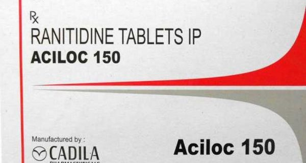 Aciloc Tablet - Side Effects