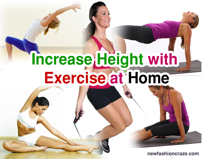 Secret Easy Tips to Increase Height at Home Naturally