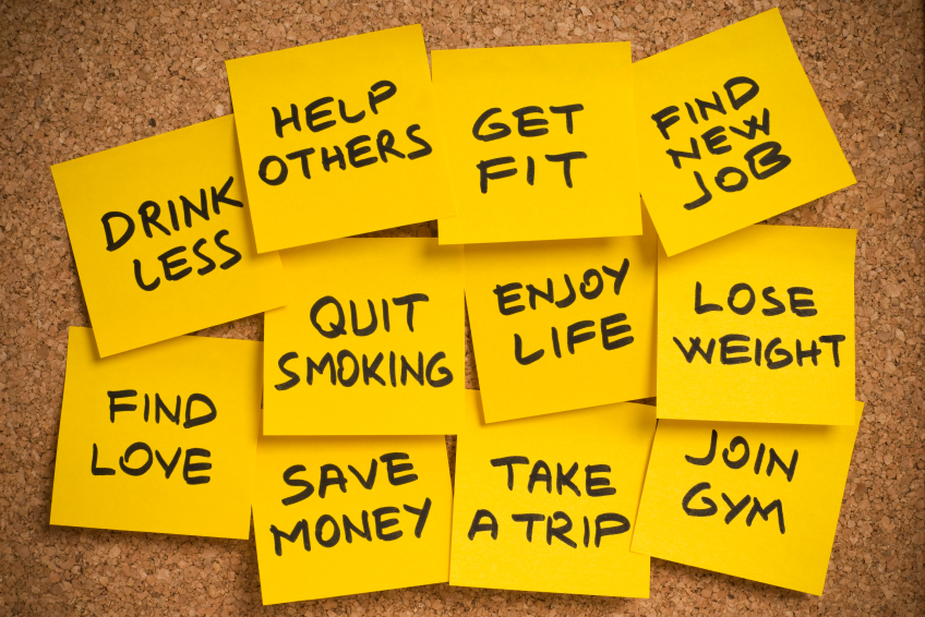 Best and Effective Healthy New Year's Resolution Tips