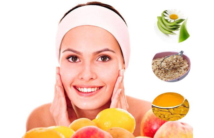 Kotitoimenpiteet terveelle, sileälle ja pehmeälle iholle