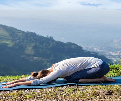 hatha yoga poses guide health benefits  health banana