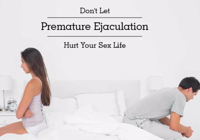 Premature Ejaculation: Premature Sex Health Issues, Treatment, Symptoms, Causes